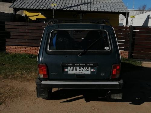 lada niva 1.7 4x4 1999