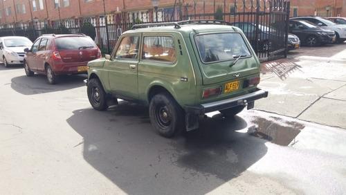 lada niva 4x4 1.6 3p. 4wd 1980