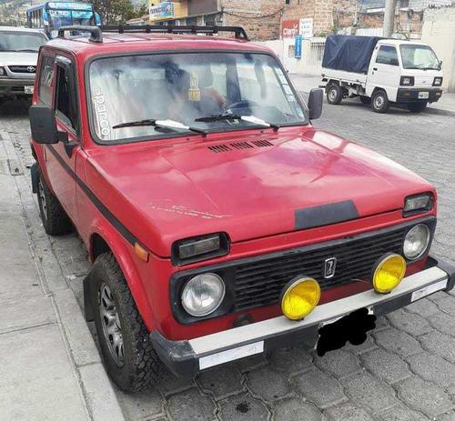 lada niva jeep ¿