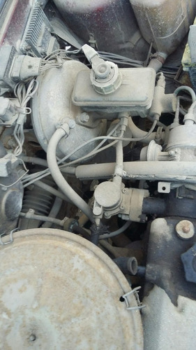 lada samara motor 1500 no chocado xpartes 1994