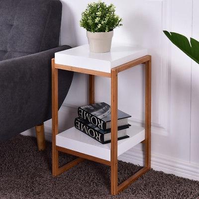 Único Muebles De Almacenamiento De Tablas Acento Imagen - Muebles ...