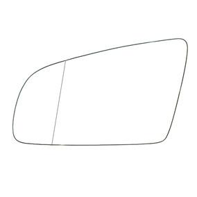 Cristal espejo de ala izquierda del lado del pasajero para Kia Sorento 2015-On