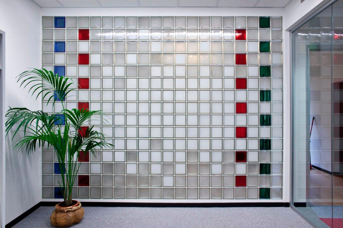 Ladrillo de vidrio clear wave oferta barraca central - Ladrillos de vidrio precio ...