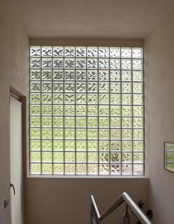 ladrillo de vidrio nube origen checo - Ladrillos De Vidrio