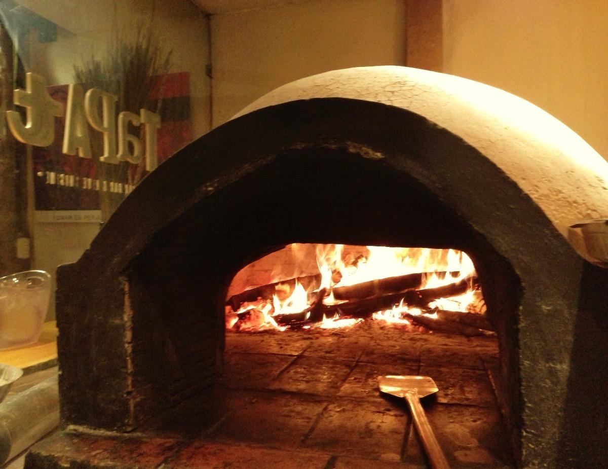 Ladrillo refractario nuevo 23x11x3 cm 1700 c horno pizza en mercado libre - Hornos a lena para pizza ...