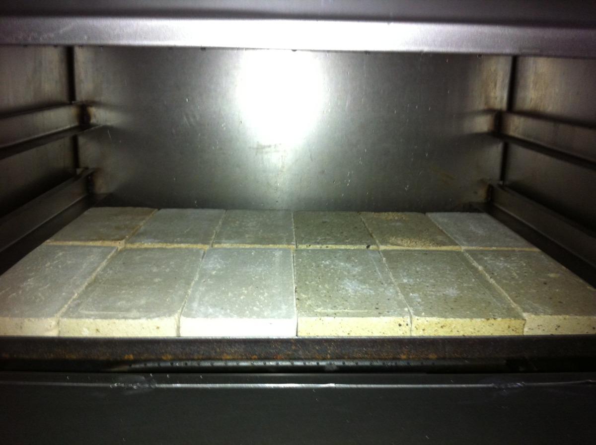 ladrillo refractario para horno pizza de lea asadores