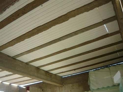 ladrillo telgopor 10x40x100cm.bloques de techo c/viguetas