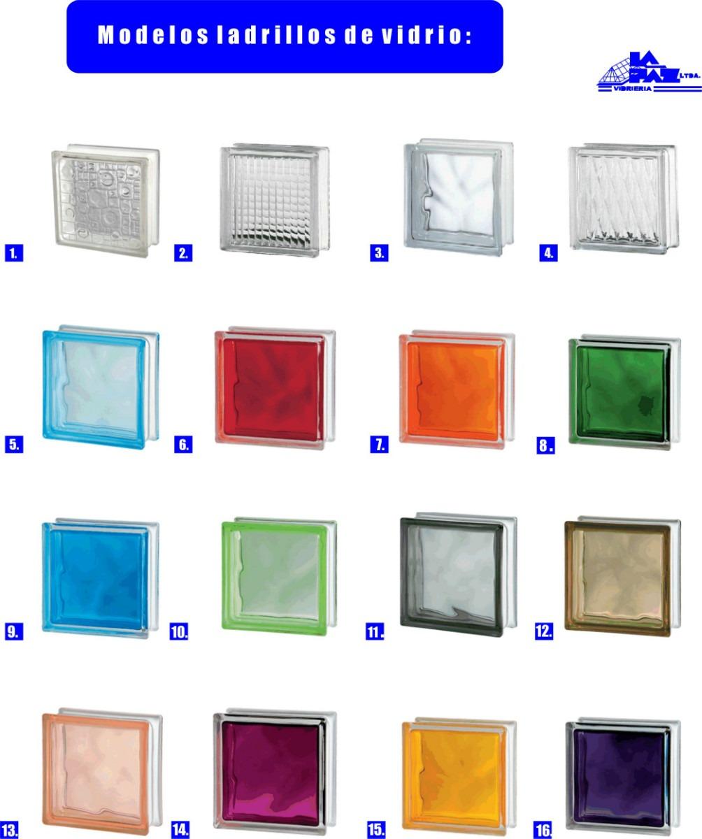 Ladrillos de vidrio 130 00 en mercado libre - Ladrillo de cristal ...