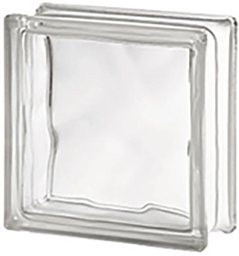 ladrillos de vidrio nube checos 19x19x8 excelente calidad!!!