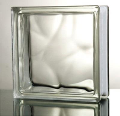 ladrillos de vidrio nube nuevos 19x19x8cm origen checos!!!