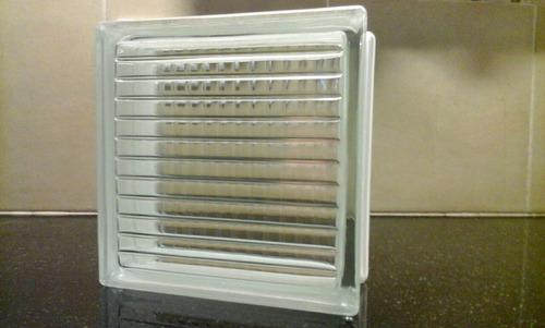 ladrillos de vidrio parallel primera calidad envío gratis