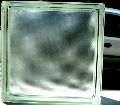 ladrillos de vidrio samba efecto satinado. excelente calidad