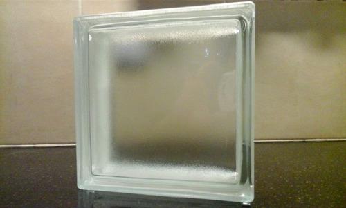 ladrillos de vidrio satinados primera calidad envío gratis