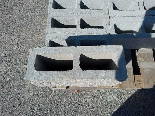 ladrillos huecos bloques x mayor p/ constructoras corralones