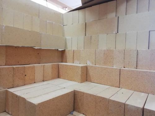 ladrillos refractarios hasta 1300 grados importados