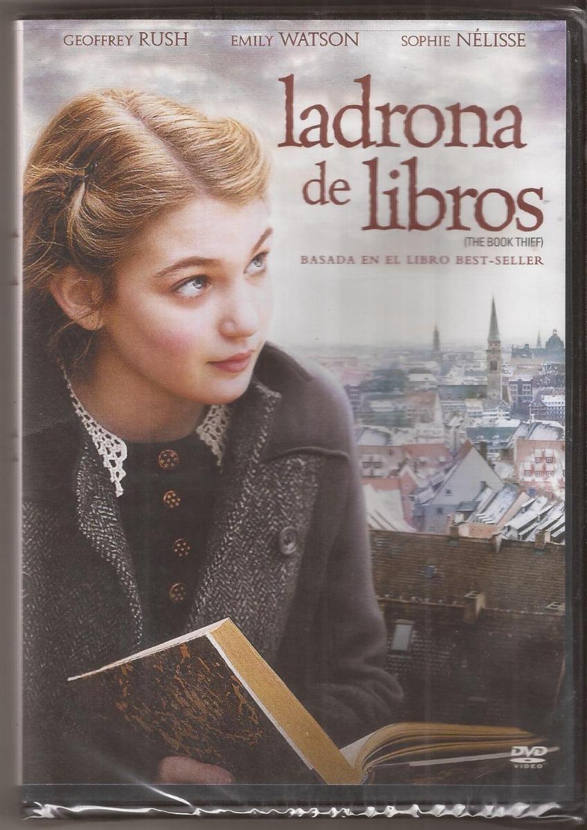 Características. Nombre de la película LADRONA DE LIBROS ...
