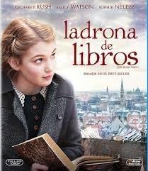 ladrona de libros - film (dvd)