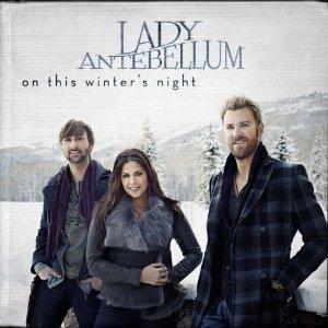 lady antebellum  - on this winter's night' christmas