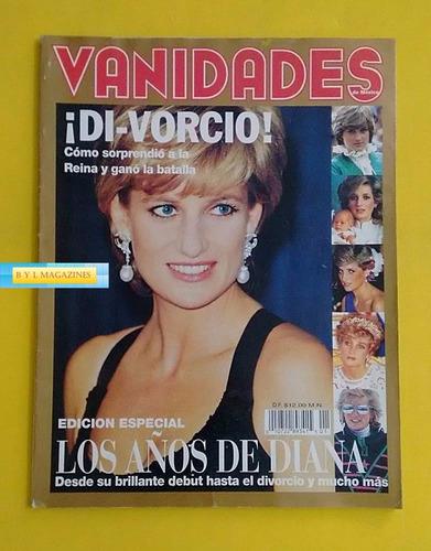 lady diana revista vanidades edicion especial 1996
