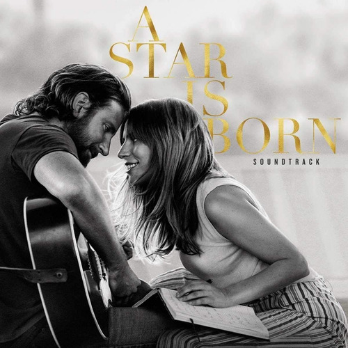 lady gaga a star is born  bradley cooper cd nuevo en stock