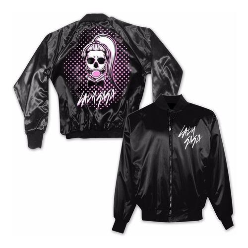 lady gaga - bubble skeleton gaga jacket