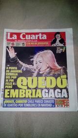 Diario La Cuarta en Mercado Libre Chile
