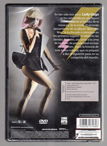lady gaga - on the edge dvd nuevo