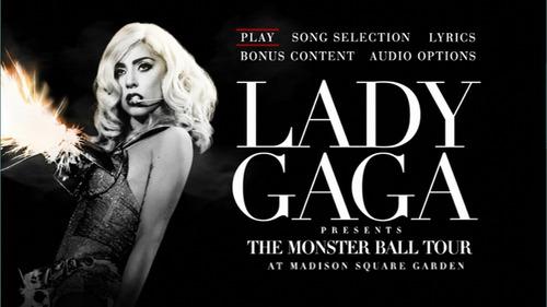 lady gaga the monster ball tour