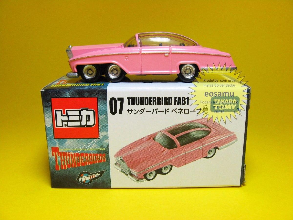 1 Thunderbird Tomica 01 Classic Edition Thunderbird No