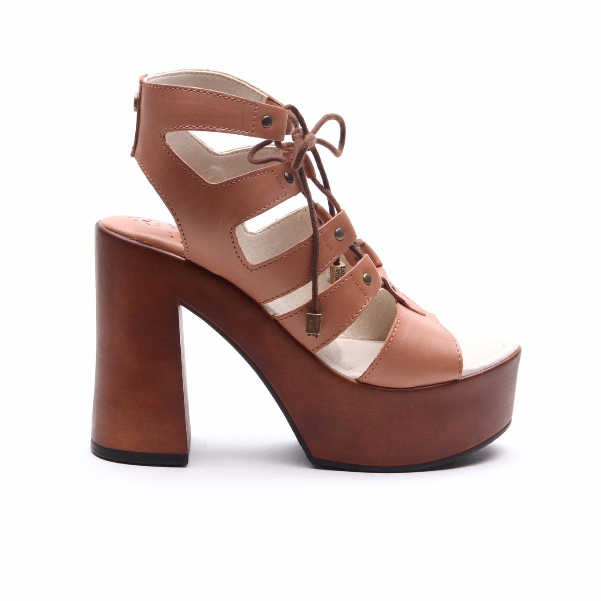Zapato cordón Piel No37