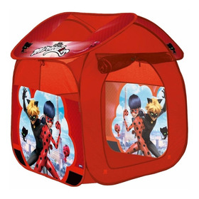 Ladybug  Cabana Barraca Infantil  - Zippy Toys