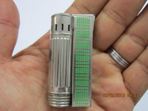 lae antiguo encendedor patem minifox made in austria año1956