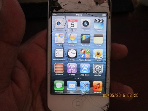 lae ipod touch 4g 8gb blanco