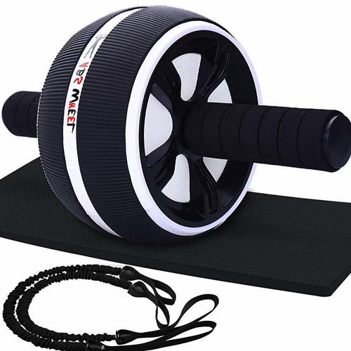 lafeni ab roller, equipo para hacer ejercicios abdominales e