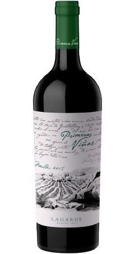 lagarde primeras viñas malbec gualtallary