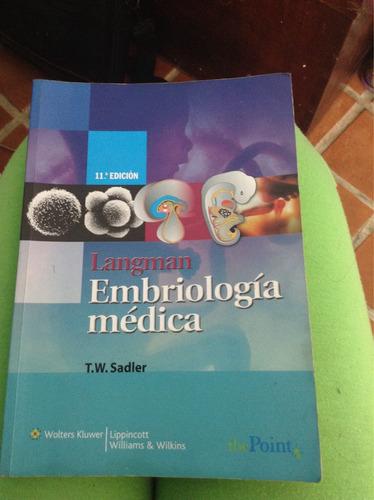 lagman de embriología 11va ediciòn