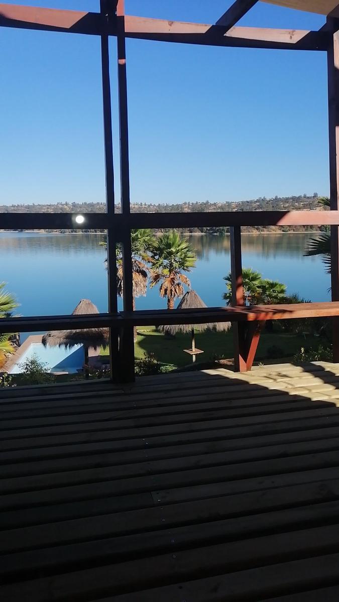 lago rapel costa del sol, full agua