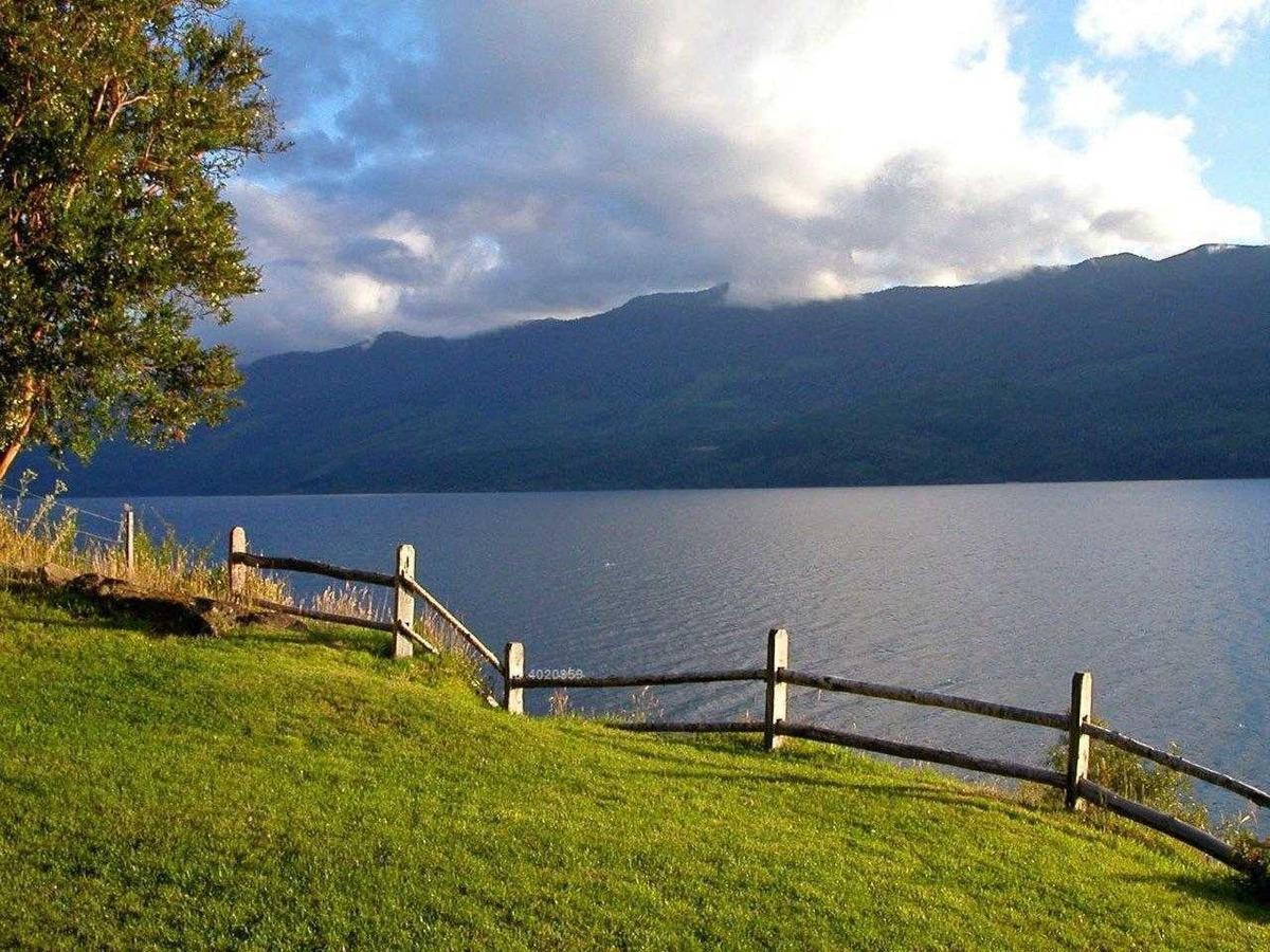 lago riñihue- ribera norte
