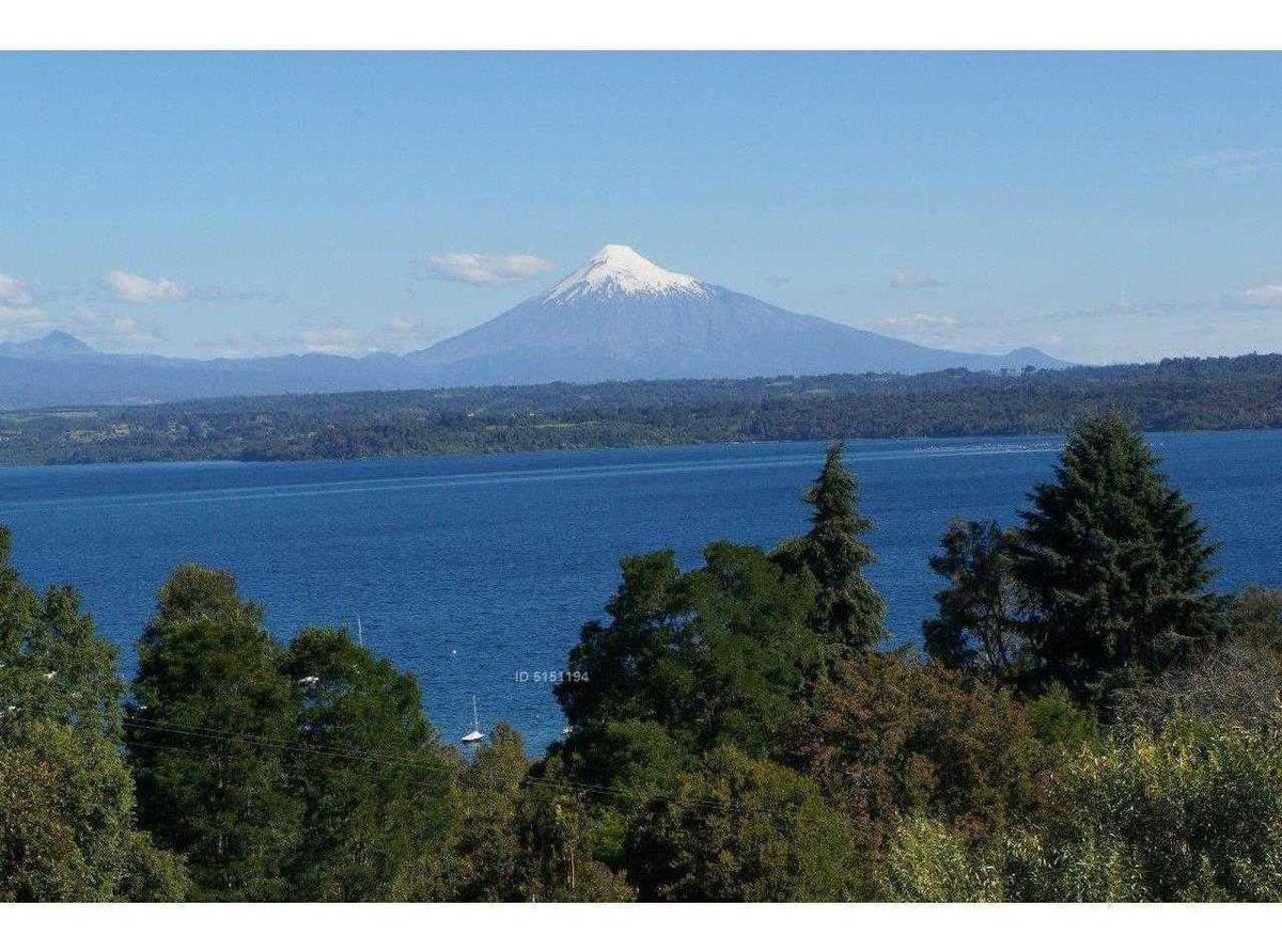 lago rupanco- orilla lago- exclusivo