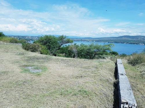 lago tequesquitengo terreno plano vista panorámica.