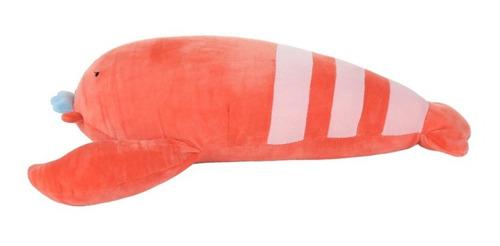 lagosta de pelúcia - miniso