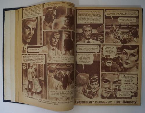 lágrimas risas y amor: gabriel y gabriela. 25 revistas.