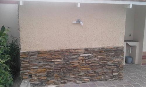 laja piedra taco muro castillo decoracion rustica ceramica