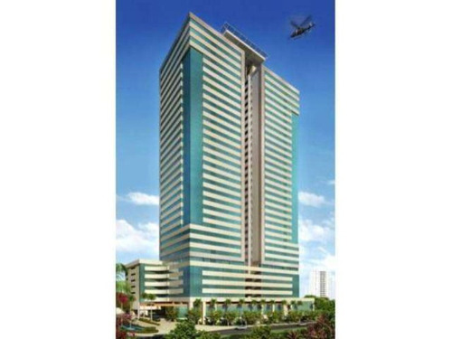 laje (16 salas) edf. ceo-torre londres-andar alto - ts641 - 3055378