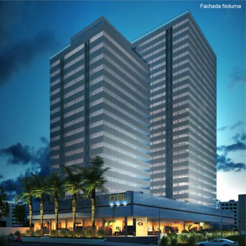 laje comercial com 850m2 no civil towers - lit916 - 32265959