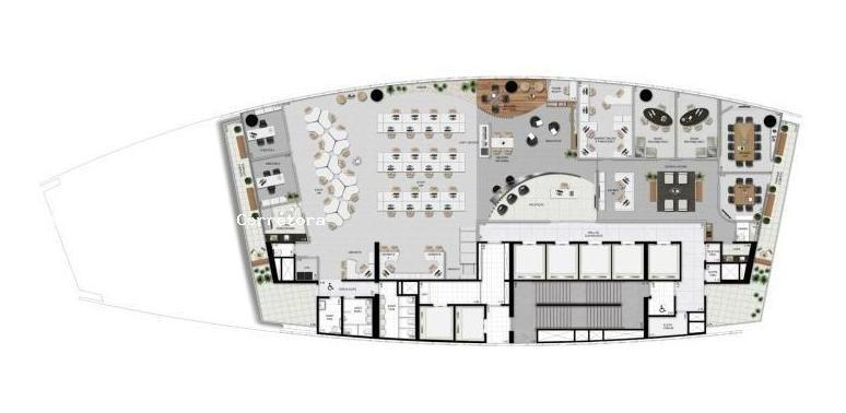 laje corporativa para venda em são paulo, vila olimpia, 6 banheiros, 25 vagas - 0002c_2-244999