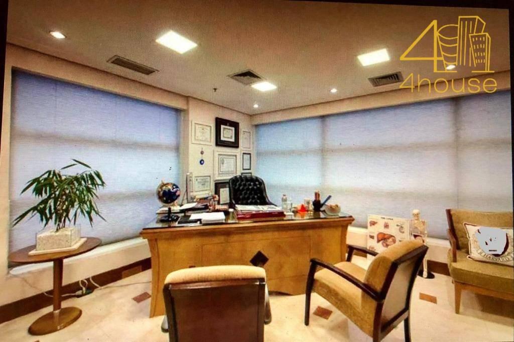 laje corporativa à venda, centro médico com 200 m² - bela vista - lo0031