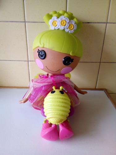 lalaloopsy muñeca - green fairy butterfly (envío gratis)