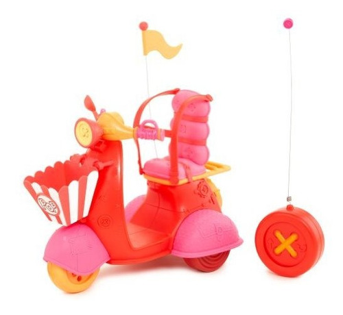 lalaloopsy rc scooter, 27 mhz