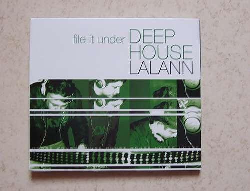 lalann - deep house  digipack